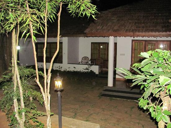 Verdure Wayanad: the suite room