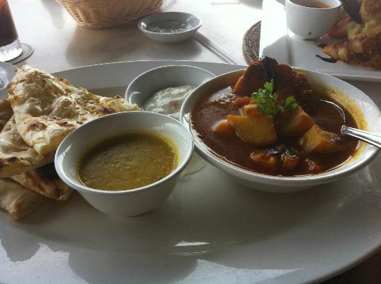 Berjaya Langkawi Resort - Malaysia: My salmon curry