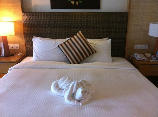 برجايا لانجكاوي ريزورت - ماليزيا: Our room - Seaview Chalet 