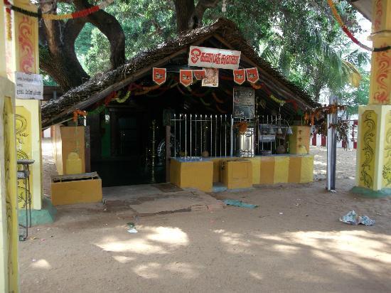 Murikandy Pillayar Shrine