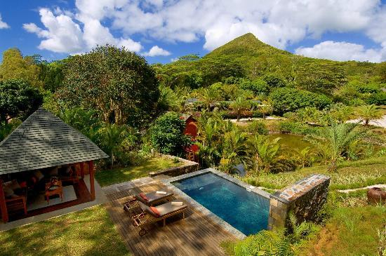 Lakaz Chamarel Exclusive Lodge