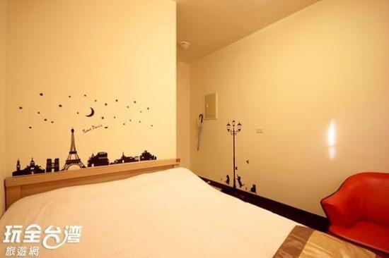 Madrid Hostel: 簡約風格