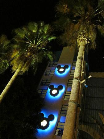 디즈니 헐리우드 호텔 사진