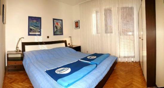 Apartments Erika: Sleeping room
