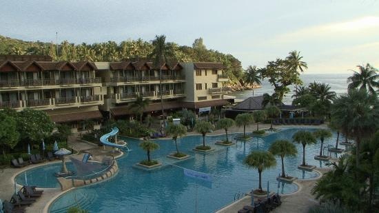 Phuket Marriott Resort & Spa, Merlin Beach: Pool View room