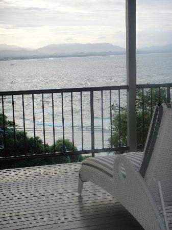Bay Beach House : The view