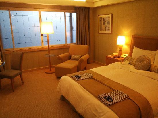 Hotel Okura Tokyo: 部屋