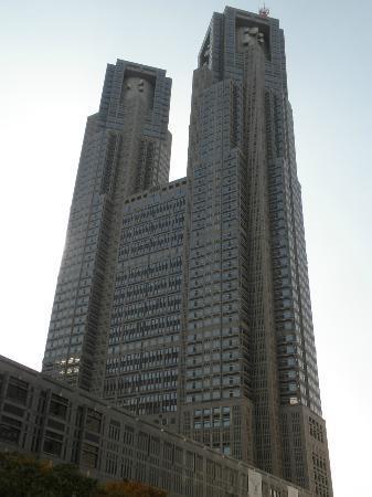 Tokyo Metropolitan Government Buildings: 新庁舎