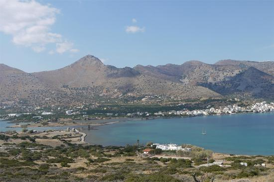 Elounda Island Villas: the view
