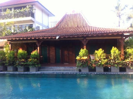 Villa Berawa: villa