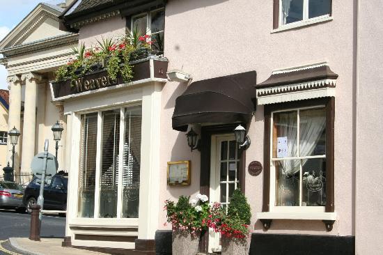 Weavers Wine Bar & Eating House: Weavers Front Entrance