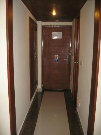 Fortune Murali Park: Our Room