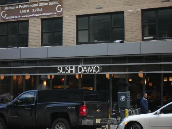 Sushi Damo Damo: Sushi Damo