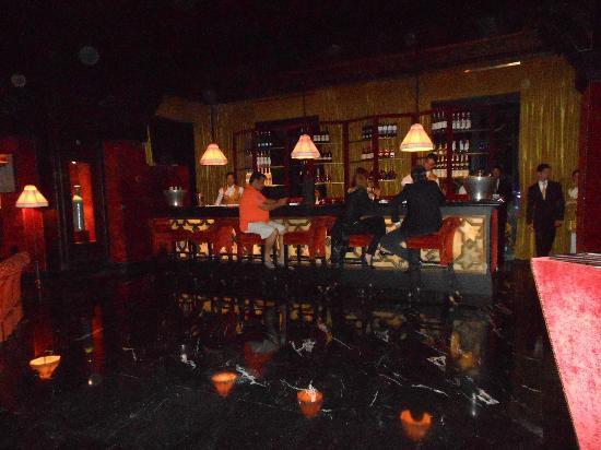 Le Grand Casino de la Mamounia : Il Bar Italiano del Mamounia Hotel