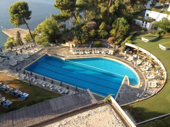 Corfu Holiday Palace: pool