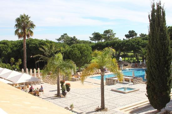 Sheraton Algarve Hotel: The view from room balcony