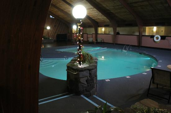 Rodeway Inn and Suites: Indoor pool