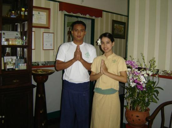 Loi Kroh Traditional Thai Massage and Yoga : entrance