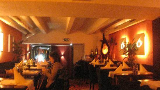 Orangerie: The restaurant