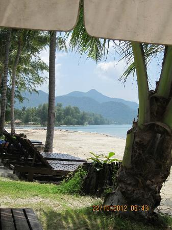 Klong Prao Resort Koh Chang : Plage