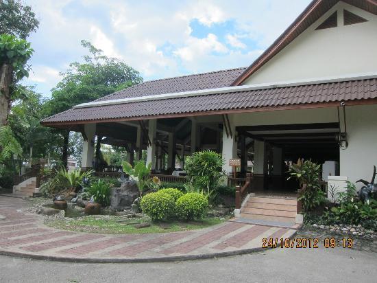Klong Prao Resort Koh Chang : Salle de petit déjeuner