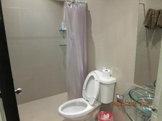 Klong Prao Resort Koh Chang : Salle d'eau