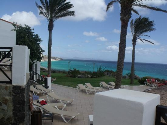 TUI MAGIC LIFE Fuerteventura: View from the pool area