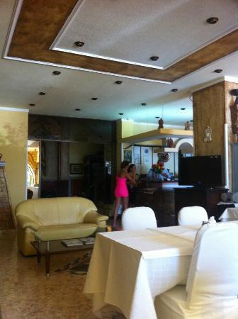Hotel Galini Palace: Reception