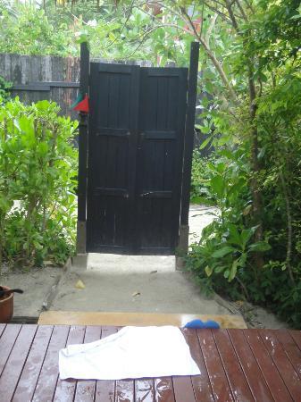 Zeavola Resort: my front door to Villa 46
