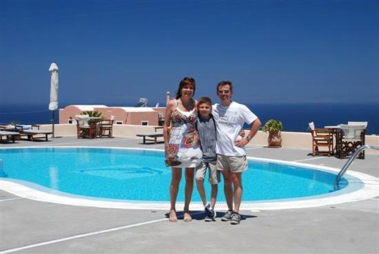 Anemoessa Villa : wonderful families