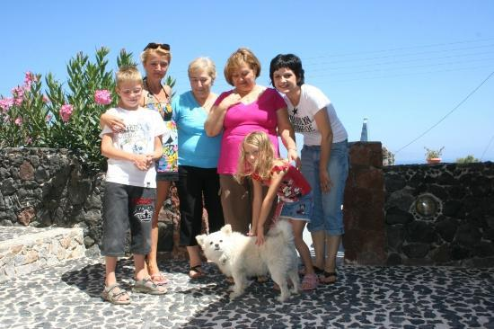 Anemoessa Villa : guests coming back almost every year