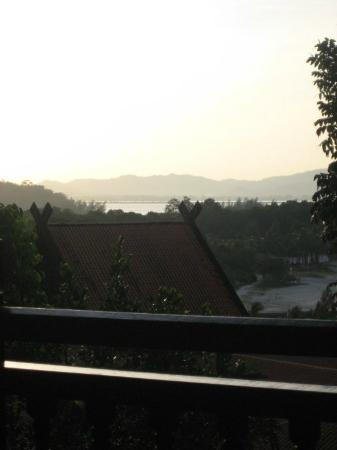 Berjaya Langkawi Resort - Malaysia: Morning View From our Room Balcony