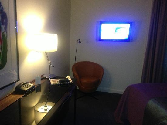 Elite Hotel Stockholm Plaza: Rummet1