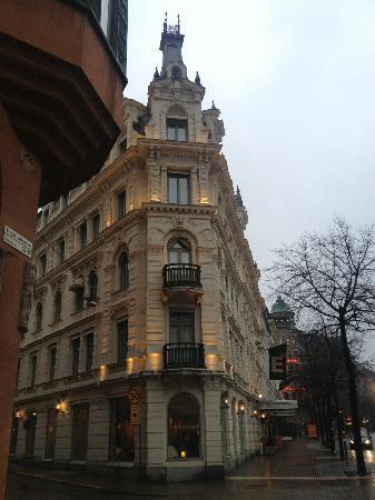Elite Hotel Stockholm Plaza: Hotellet