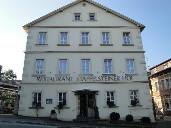 Staffelsteiner Hof: Staffesteinerhof Bad Staffelstein