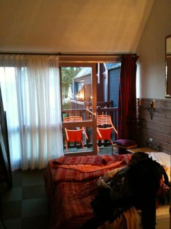 La Cremaillere: room 117