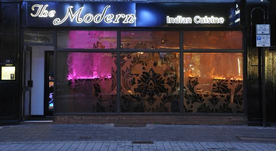 The Modern Indian Cuisine