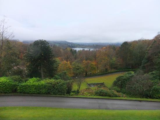 Merewood Country House Hotel: Our view from Room
