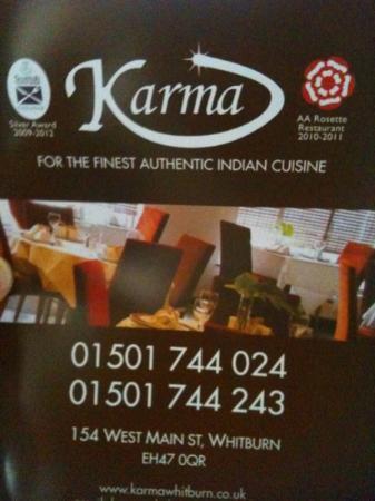 Karma: Go elsewhere.