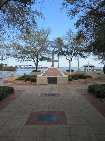 US Space Walk of Fame Foundation & Museum: Mercury 7 area