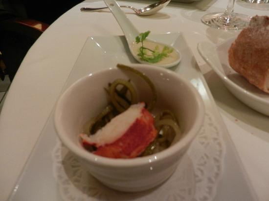 jean ramet : Lobster