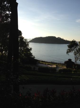 เบอร์จายา ลังกาวี รีสอร์ท: view from seaview chalet