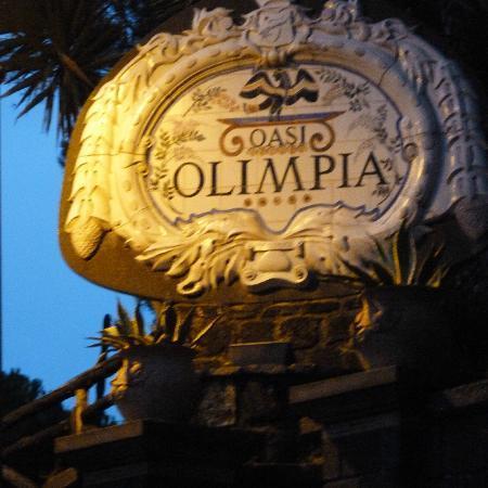 Hotel Oasi Olimpia Relais: Code of arm