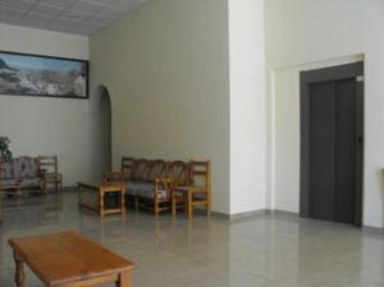 Hostal Nicol's: entrada