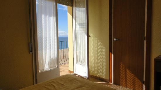 Hotel Rocatel : magnificent morning in Rocatel