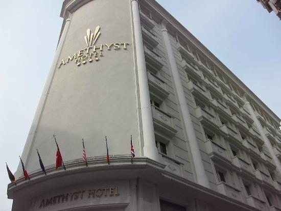 Amethyst Hotel Istanbul: Esterno dell'Hotel