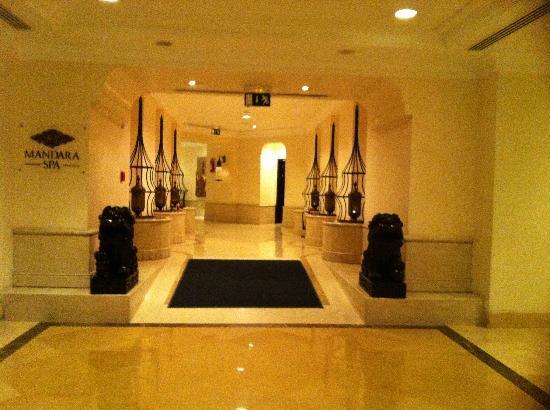 فندق جيه دبليو ماريوت: Spa 