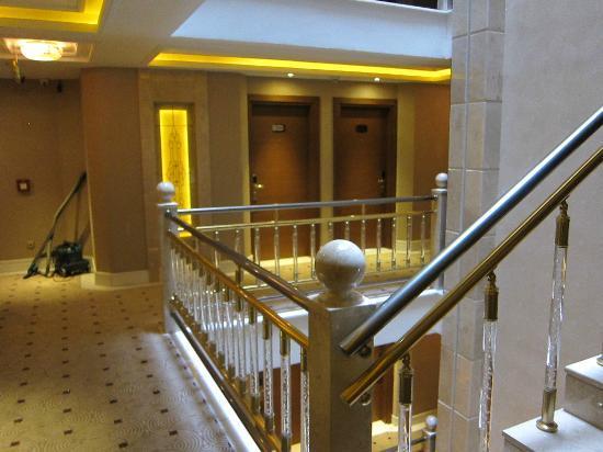 Amethyst Hotel Istanbul: Interno dell'Hotel