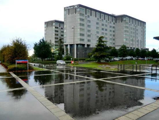 Hilton Paris Charles de Gaulle Airport  Roissy