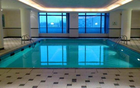 Hilton Paris Charles de Gaulle Airport  Roissy heated indoor pool